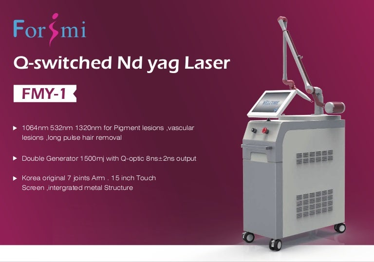 clinical applications of q-switched nd yag laser