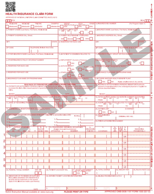 application for initial medicare provider number allied health