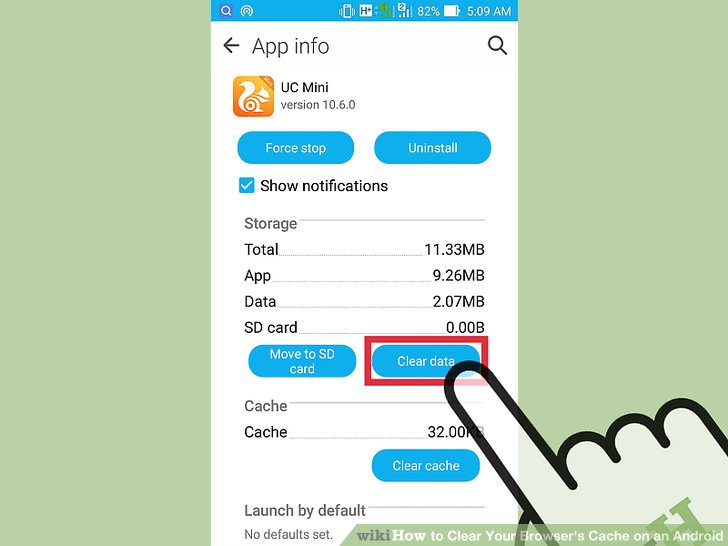 how to clear application cache on samsung note 3