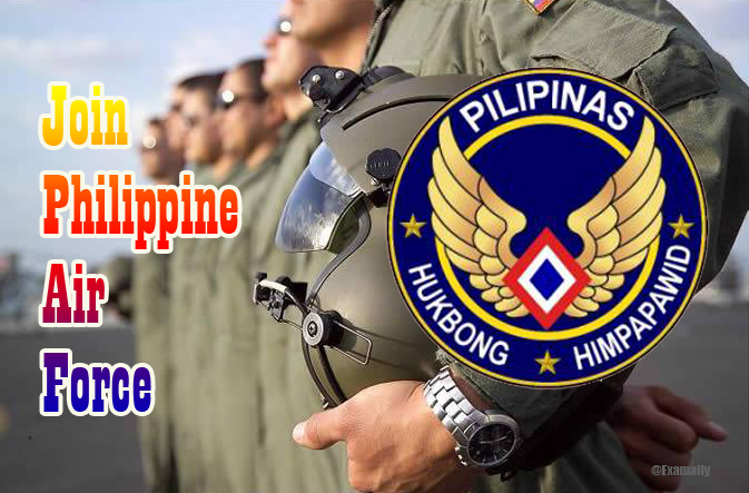 philippine air force application form