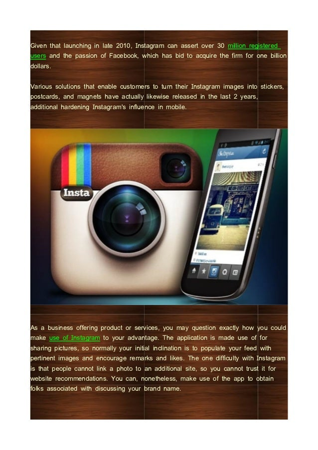 via.me application versus instagram