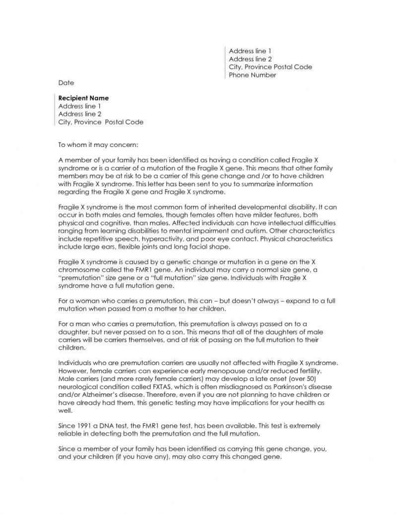 heading cover letter unknown person application letter