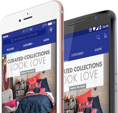bed bath beyond online application