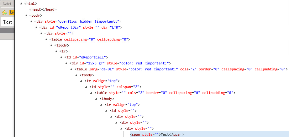 how does http apply to css application
