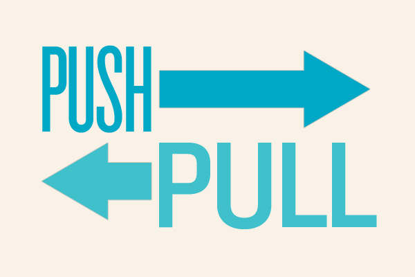 push marketing strategy for mobile application